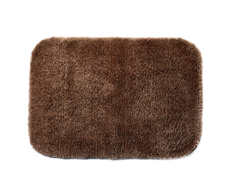 Coffee Bean Bath Rug silo front