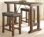 Colin 3 Piece Counter Dining Set Lifestyle