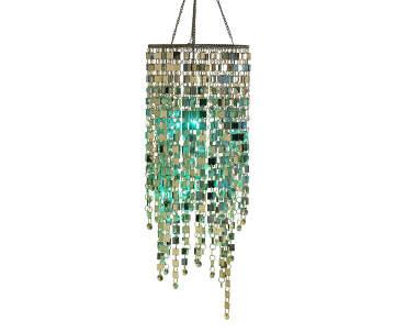 Wilson fisher color changing led gem chandelier big lots aloadofball Image collections