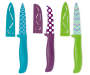 Color Series Paring Knife 3 Piece Set silo front