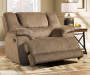 Conroe Cuddle Up Recliner Reclined Room View