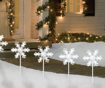 led - Christmas Pathway Decorations