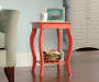 Coral Harbor View End Table