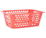Coral Square Storage Basket silo front