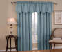 Corolo Blue Blackout Single Curtain Panel 95 inch lifestyle