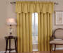 Corolo Gold Blackout Single Curtain Panel 63 inch lifestyle