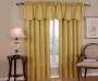 Corolo Gold Blackout Single Curtain Panel 84 inch lifestyle
