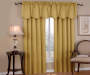 Corolo Gold Blackout Single Curtain Panel 95 inch lifestyle