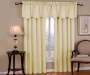 Corolo Ivory Blackout Single Curtain Panel 84 inch lifestyle