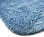Coronet Blue Bath Rug 17 inches x 24 inches silo front