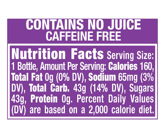 Sugar, 12 Fl Oz Glass Bottles, 4