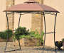 DOMED TOP GRILL GAZEBO