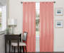 Danton Coral Blackout Single Curtain Panel 84 inches Lifestyle