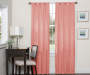 Danton Coral Blackout Single Curtain Panel 95 inches Lifestyle