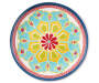 Decal Round Melamine Round Salad Plate Top view