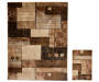 Decker 2 Piece Rug Set 1ft 8in x 2ft 6in and 6ft 7in x 9ft 6ft  silo front