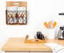 Diamond Wire Cutting Board Wall File Pocket Lifestyle Image Office Setting