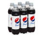 Diet Pepsi Cola 6-16.9 fl. oz. Plastic Bottles