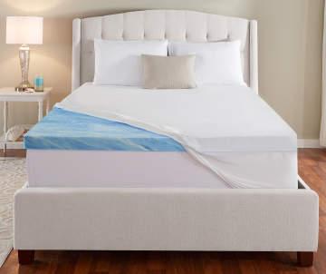 Serta Perfect Sleeper Duocool 3 King Gel Memory Foam Mattress