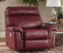 Duvic Crimson Power Recliner lifestyle living room
