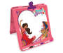 Elena of Avalor Double Sided Tabletop Easel White Board Side Angled View Silo Image