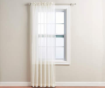 Ellery Homestyles Voile Curtain Panels