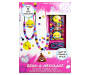 Emoji Emotions Bead-A-Necklace Silo In Package