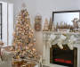 Enchantment Christmas Tree and Living Room Decor Collection Room Environment Image