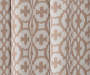 Ethan Almond Trellis Room-Darkening Single Curtain Panel 63 inches Swatch