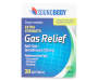 Extra Strength Gas Relief, Softgels, 30 Count Silo Image Overhead View