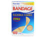 FABRIC BANDAGES 3/4 X 3 INCHES 80 CT