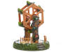Fairy Garden Ferris Wheel  Silo Front View