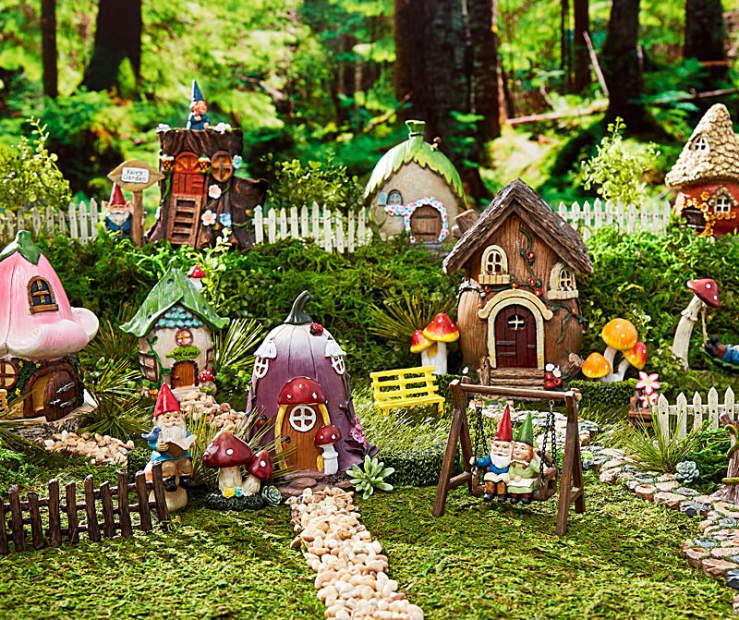 fairy garden houses - Houses Garden
