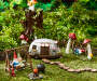 Fairy Garden Log Pathways, 2-Piece Lifestyle Outdoors