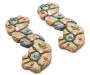 Fairy Garden Miniature Garden Stone Pathways 2 Pack Silo