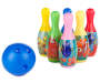 Finding Dory Bowling Set with Ball and Pins Out of Package Silo Image
