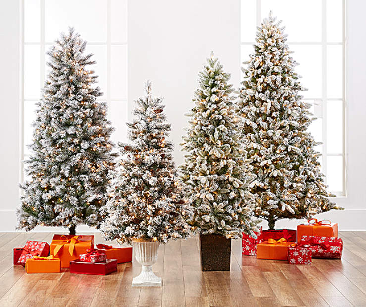 Create a magical, whimsical tree with our fantastic selection of Christmas ornaments and Christmas tree decorations. Choose from a large variety of shapes, sizes, characters, colors, styles and more. Our packages of coordinating ornaments give your tree a cohesive, beautiful look. Christmas.