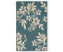Floral Breeze Accent Rug 20 inches by 34 inches Silo