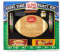 Football Meat and Cheese Party Kit 7 Pack silo front package