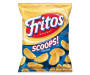 Fritos Scoops Corn Chips 9.25 Oz Bag