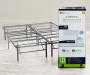 "Full 10"" Gel-Infused Memory Foam Mattress-In-A-Box"