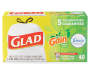 GLAD TK DS GAIN ODOR SHIELD 13GAL 40CT