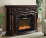 GRAND CHERRY FIREPLACE