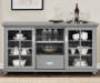 GREY 55IN TV STAND/BUFFET lifestyle