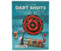 Game Night Drinking Darts Game silo front package view