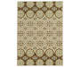 Giddens Ivory Area Rug 5FT3IN x 7FT3IN Silo Image