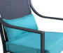 Grace Bay Teal 3-Piece Bistro Set