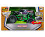 Grave Digger Monster Jam Remote Control Truck silo front package view