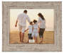 Gray Softwash Frame 8 Inches by 10 Inches with Picture Silo Image