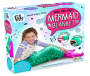 Green Make Your Own Mermaid Blanket Kit Silo Image In Package